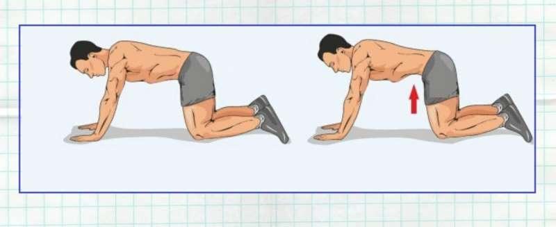 Упражнения на три минуты. Мой способ уменьшить низ живота