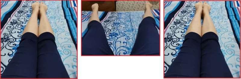 Показываю как подтянуть мышцы живота. (Не нужно вставать с кровати и качать пресс)
