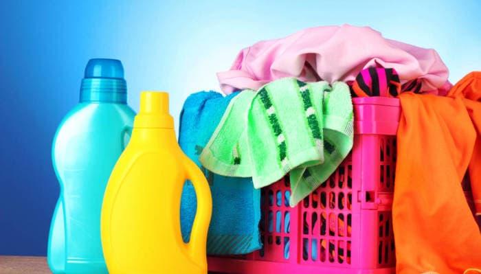 Дозированное моющее средство